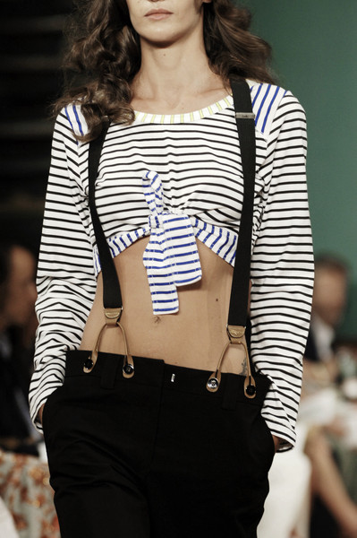 Luella Bartley at New York Spring 2006 (Details)