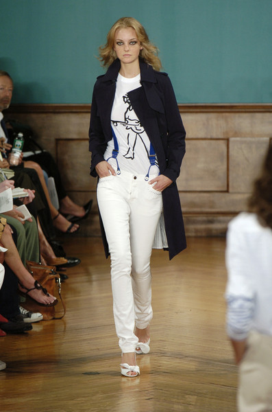 Luella Bartley at New York Spring 2006