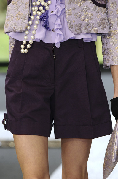 Luella at London Spring 2009 (Details)
