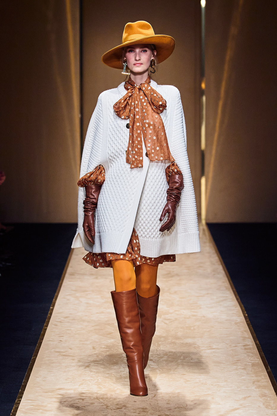 Luisa Spagnoli Fall 2020 Runway Pictures Livingly
