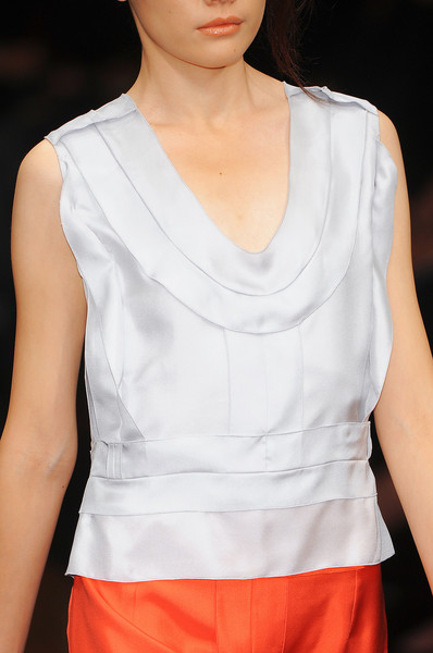 Lutz at Paris Spring 2009 (Details)