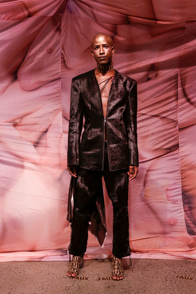 Maison The Faux at New York Fashion Week Spring 2017 - Livingly