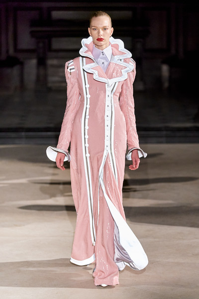 Malan Breton at London Fall 2020