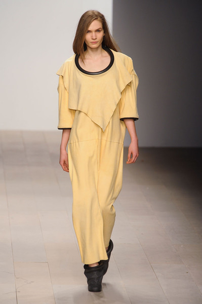 Malene List Thomsen at London Fall 2012