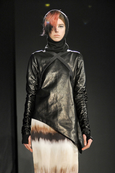Mandy Coon at New York Fall 2011