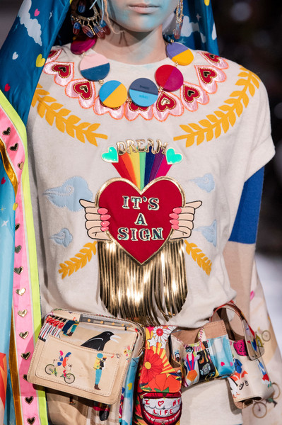 Manish Arora Clp Bis at Paris Fall 2019 (Details)