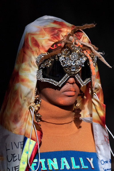 Manish Arora at Paris Fall 2019 (Details)