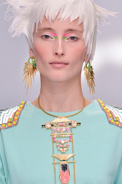 Manish Arora at Paris Spring 2014 (Details)
