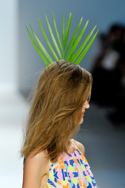 Mara Hoffman at New York Spring 2013 (Details)