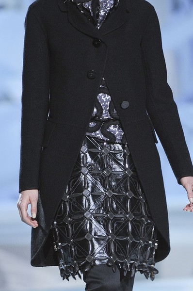 Marc Jacobs at New York Fall 2012 (Details)
