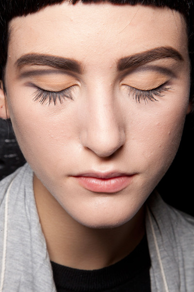 Marc Jacobs at New York Spring 2013 (Backstage)