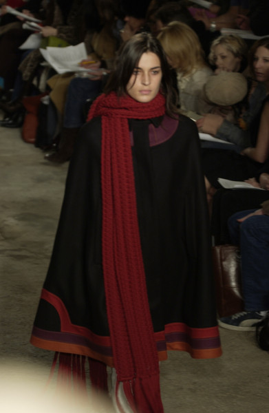 Marc by Marc Jacobs at New York Fall 2002 [clothing,fashion,outerwear,cloak,mantle,fashion design,event,costume,haute couture,cape,marc by marc jacobs,supermodel,fashion,haute couture,fashion week,runway,model,cloak,new york fashion week,fashion show,runway,new york fashion week,fashion show,fashion,fashion week,model,supermodel,haute couture,marc jacobs]