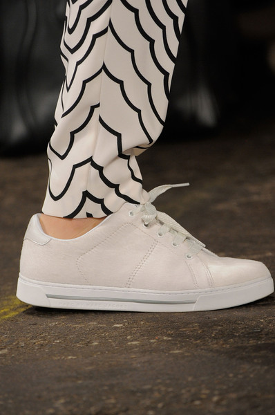 Marc by Marc Jacobs at New York Spring 2014 (Details) [footwear,white,shoe,fashion,plimsoll shoe,sneakers,skate shoe,athletic shoe,black-and-white,shoe,sports shoes,sneakers,skate shoe,athletic shoe,footwear,fashion,pump,white,new york fashion week,shoe,sneakers,pump,sports shoes,fashion,jill stuart]