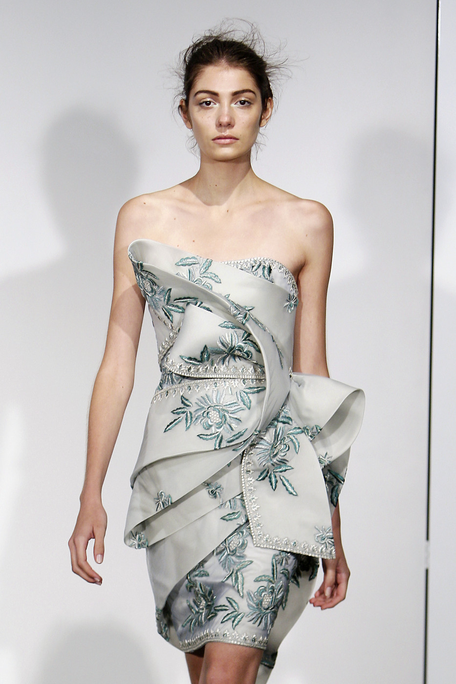 Marchesa Spring 2009 Runway Pictures Livingly