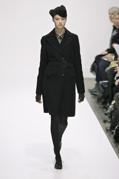 Margaret Howell at London Fall 2007