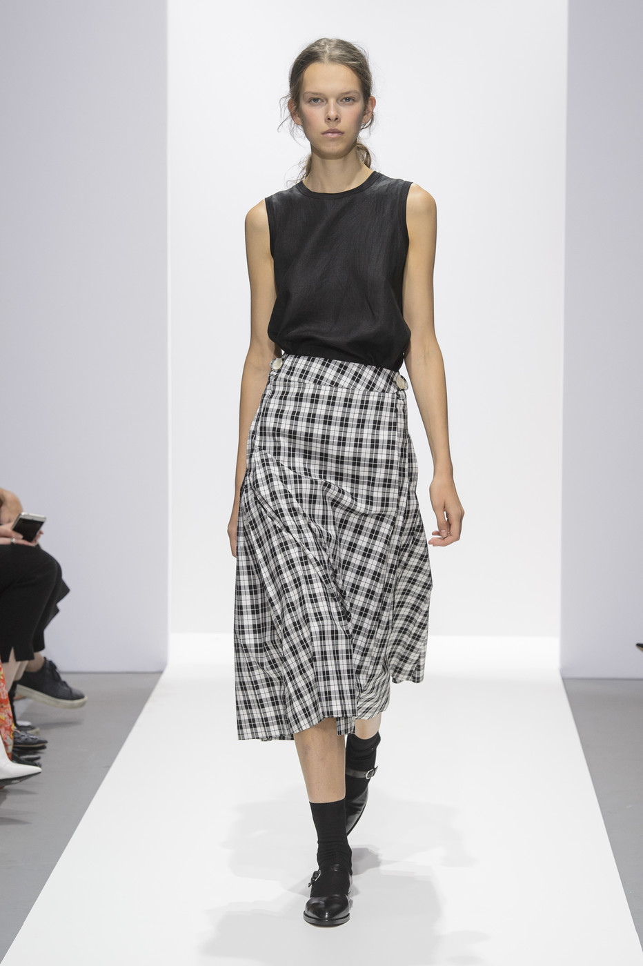 Margaret Howell At London Fashion Week Spring 2018 Livingly