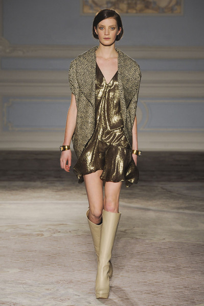 Maria Grachovel at London Fall 2012
