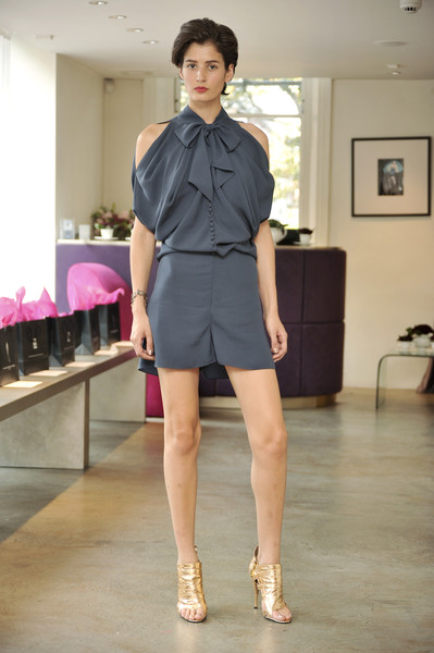 Maria Grachvogel at London Spring 2010
