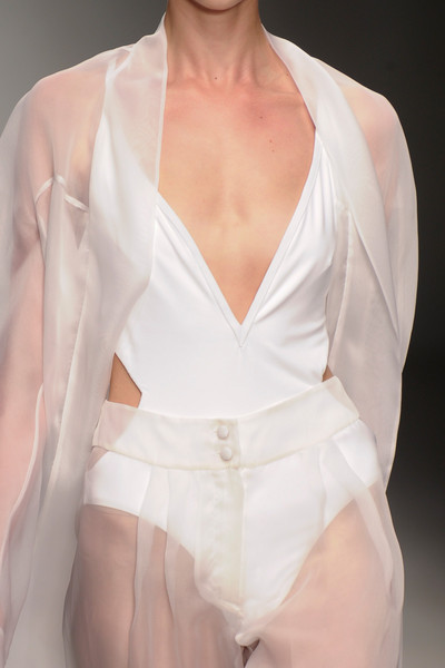 Maria Grachvogel at London Spring 2013 (Details)
