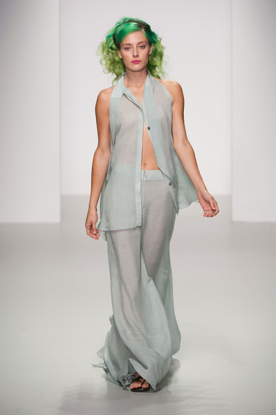Maria Grachvogel at London Spring 2014