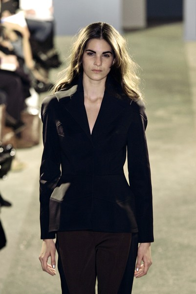 Marios Schwab at London Fall 2007