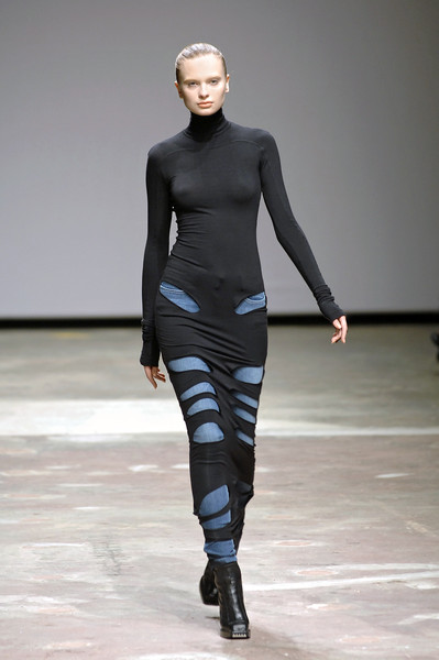 Marios Schwab at London Fall 2008