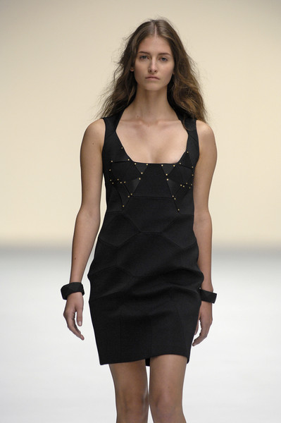 Marios Schwab at London Spring 2007