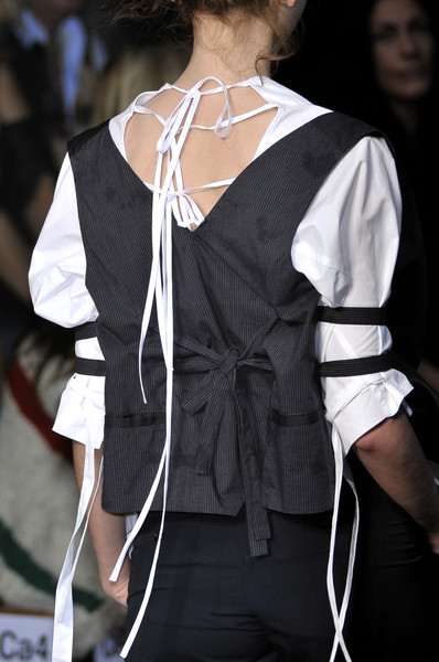 Marithé + François Girbaud at Paris Spring 2010 (Details)