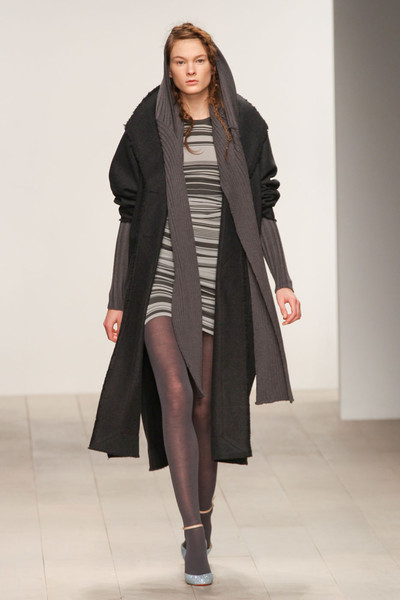 Mark Fast at London Fall 2012