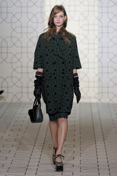 Marni at Milan Fall 2011