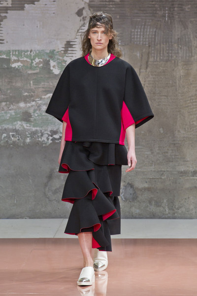 Marni at Milan Fall 2014
