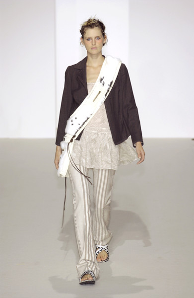 Marni at Milan Spring 2002