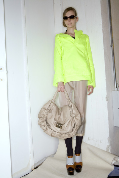 Marni at Milan Spring 2009 (Backstage)