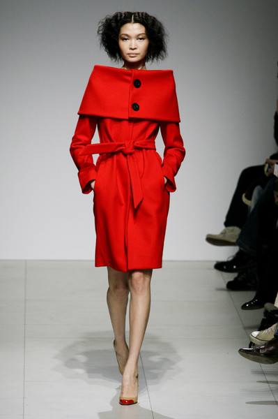 Martin Grant at Paris Fall 2008