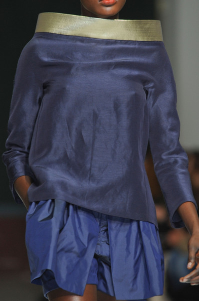 Martin Grant at Paris Spring 2013 (Details)