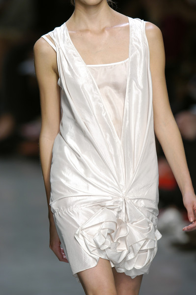 Martine Sitbon at Paris Spring 2004 (Details)