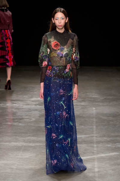 Mary Katrantzou, Fall 2017