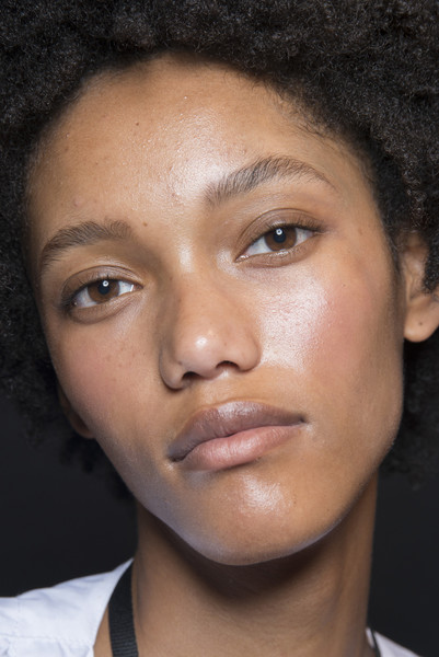 Maryling at Milan Spring 2019 (Backstage) [tattoo,face,hair,eyebrow,forehead,cheek,nose,chin,hairstyle,skin,lip,manu taptrofor piercing,vogue,forehead,hair,beauty,maryling,eyebrow,nose,milan fashion week,manu taptrofor piercing,portrait -m-,tattoo,forehead,british vogue,beauty,vogue,hair,ready-to-wear,rouffach]
