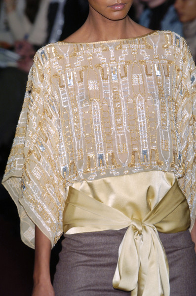 Matthew Williamson at New York Fall 2005 (Details)