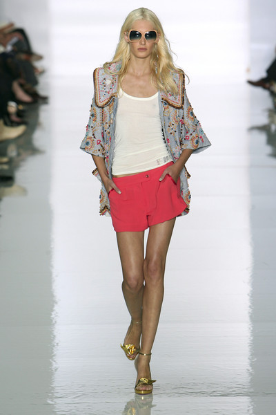 Matthew Williamson at New York Spring 2007