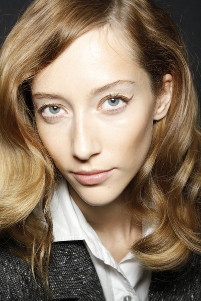 Matthew Williamson at London Spring 2012 (Backstage)
