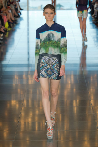 Matthew Williamson at London Spring 2013