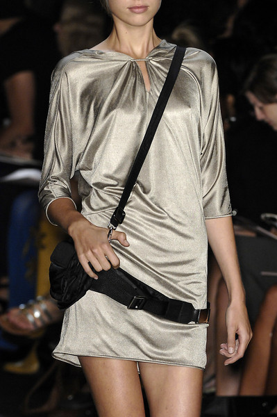 Max Azria at New York Spring 2009 (Details)