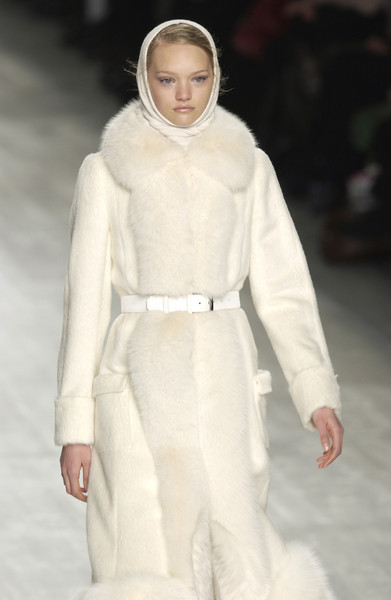 MaxMara at Milan Fall 2005
