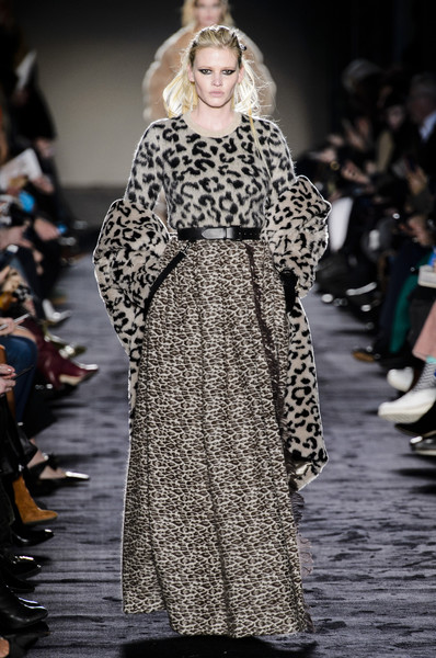 MaxMara at Milan Fall 2018
