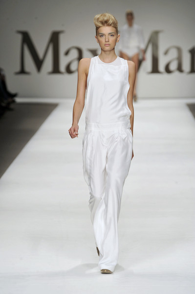 MaxMara at Milan Spring 2009