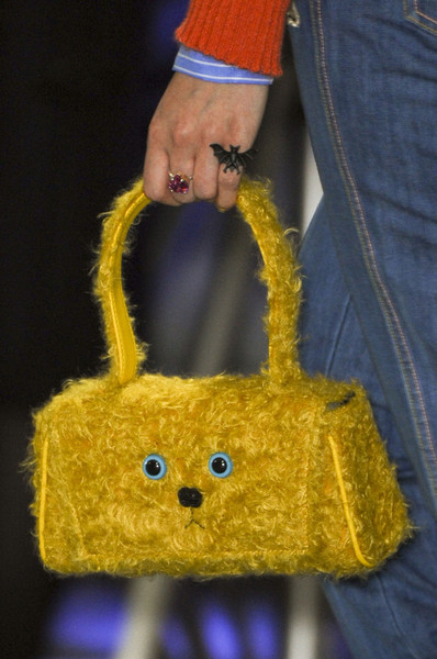 Meadham Kirchhoff at London Fall 2012 (Details)