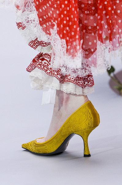 Meadham Kirchhoff at London Spring 2013 (Details)