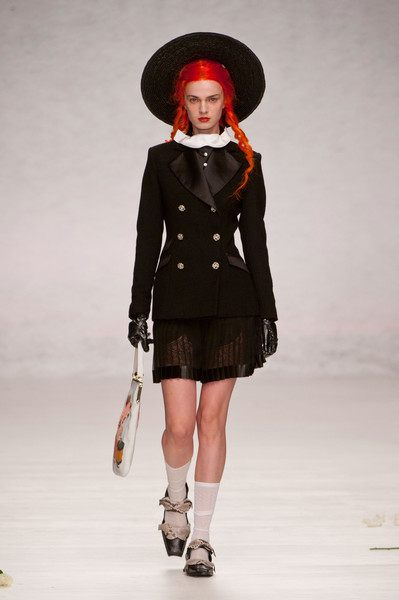 Meadham Kirchhoff at London Spring 2014