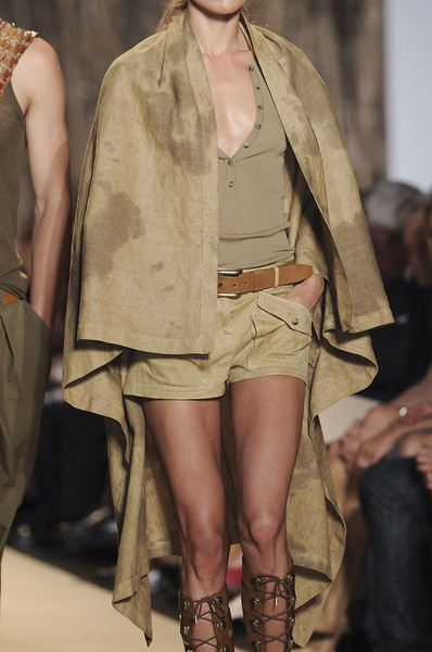 Michael Kors at New York Spring 2012 (Details)